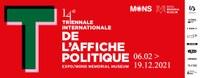 14e édition de la triennale de l'affiche politique